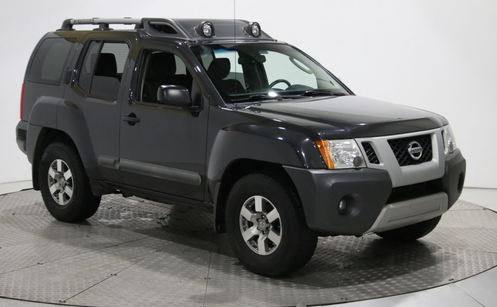 2012 Nissan Xterra PRO-4X CERTIFÉ #0