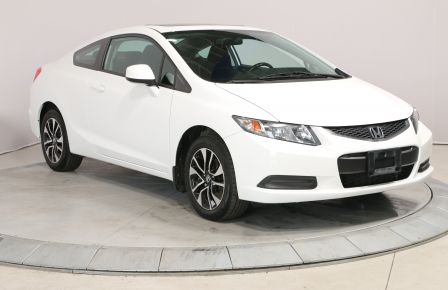 2013 Honda Civic LX A/C TOIT BLUETOOTH MAGS #0