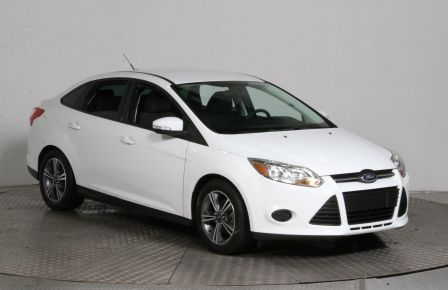 2014 Ford Focus SE AUTO A/C MAGS BLUETOOTH #0