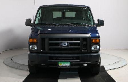 2012 Ford Econoline XL A/C GR ÉLECT 8 PASSAGERS #0