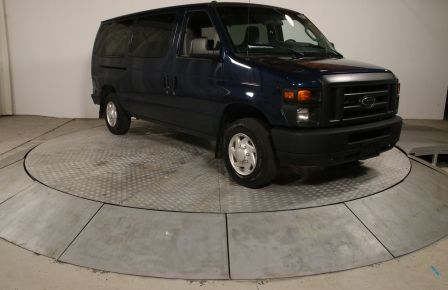 2012 Ford Econoline E 150 XL WAGON ADVANCETRAC #0