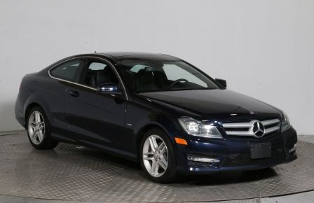 2012 Mercedes Benz C250 CUIR TOIT MAGS BLUETOOTH #0