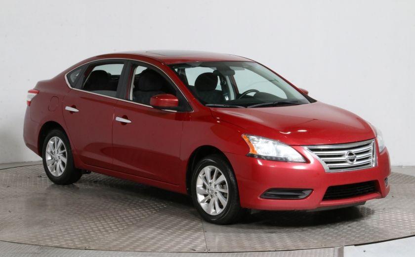 2013 Nissan Sentra SV AUTO A/C TOIT MAGS CAM DE RECULE #0