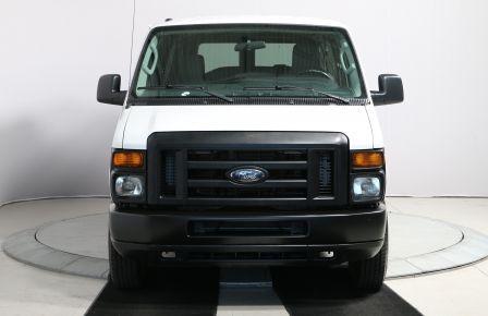 2012 Ford Econoline XL A/C GR ELECTRIQUE 8 PASSAGERS #0