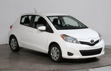 2012 Toyota Yaris LE A/C GR ELECT BLUETOOTH #0