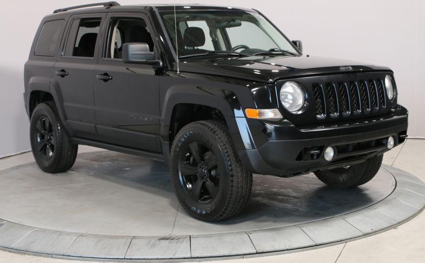 2014 Jeep Patriot NORTH 4X4 A/C GR ELECTRIQUE MAGS #0