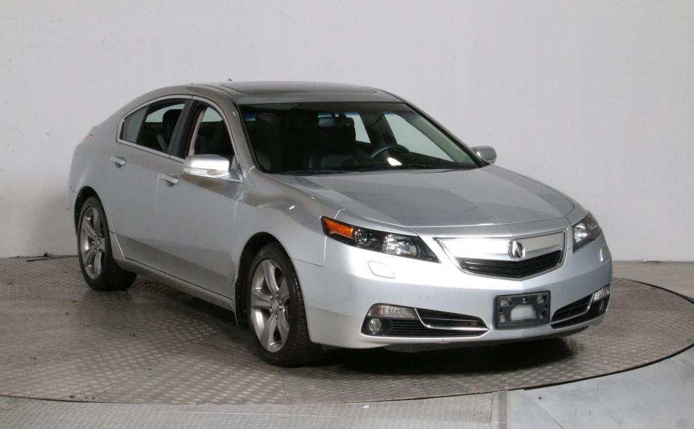 2013 Acura TL SH-AWD CUIR TOIT MAGS BLUETOOTH #0