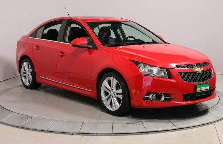 2014 Chevrolet Cruze LT RS AUTO A/C TOIT CUIR MAGS #0