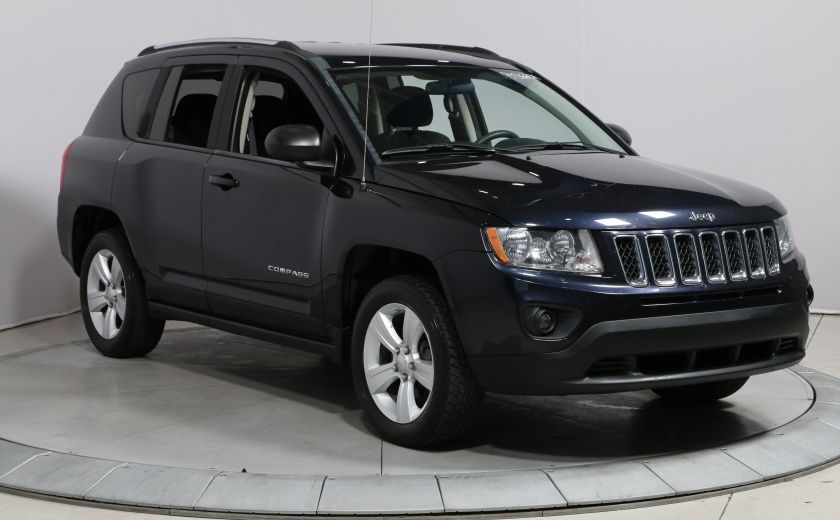2011 Jeep Compass NORTH A/C GR ÉLECT MAGS #0