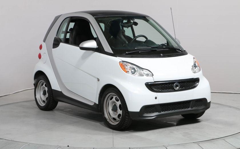 2013 Smart Fortwo PURE AUTO A/C CUIR BAS KILOMÈTRAGE #0