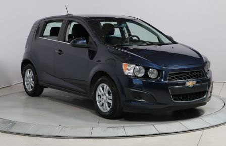 2015 Chevrolet Sonic LT AUTO A/C MAGS BLUETHOOT CAMÉRA DE RECUL #0
