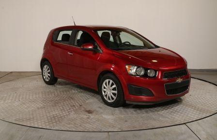 2012 Chevrolet Sonic LT MANUELLE, AC GRP ELEC #0