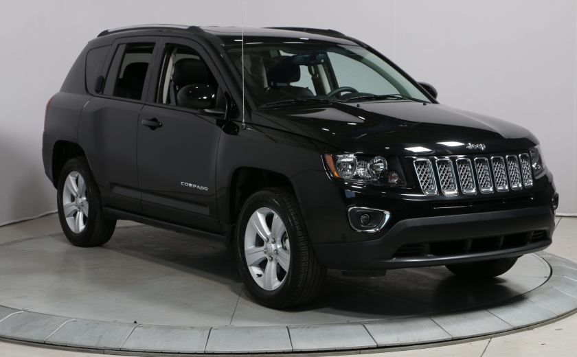 2016 Jeep Compass HIGH ALTITUDE 4WD TOIT CUIR MAGS #0