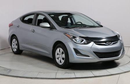 2016 Hyundai Elantra L GR ELECTRIQUE BAS KILOMÈTRAGE #0