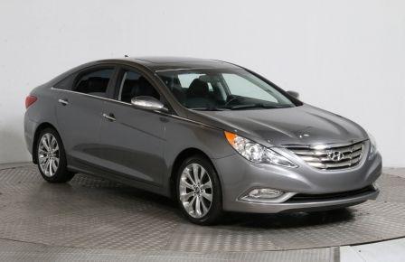 2013 Hyundai Sonata LIMITED A/C TOIT CUIR MAGS #0