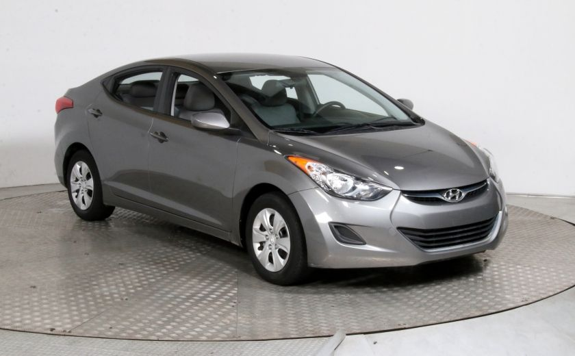 2012 Hyundai Elantra L GR ELECT #0