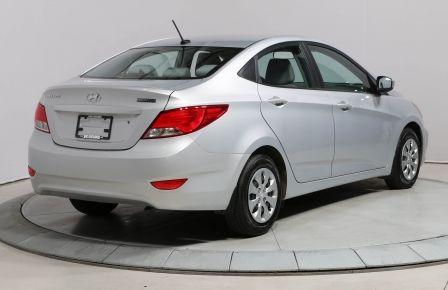 2016 Hyundai Accent LE AUTOMATIQUE A/C BAS KILOMÈTRAGE #0