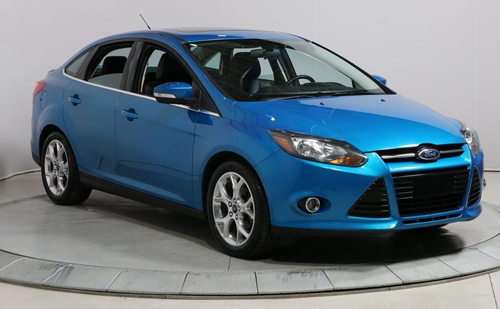 2013 Ford Focus TITANIUM TOIT CUIR NAV MAGS #0