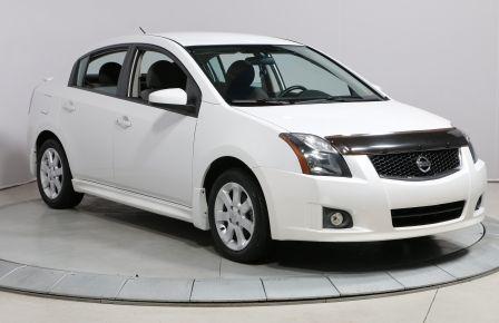 2012 Nissan Sentra 2.0 SR AUTO A/C BLUETOOTH MAGS #0