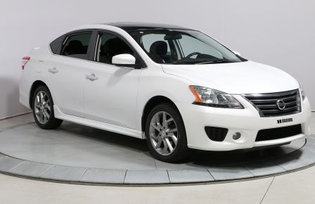 2013 Nissan Sentra SV AUTO A/C TOIT BLUETOOTH MAGS #0