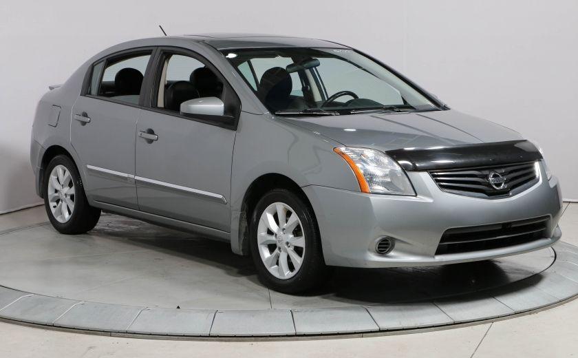 2012 Nissan Sentra A/C TOIT CUIR BLUETOOTH NAV MAGS #0