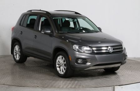 2014 Volkswagen Tiguan Comfortline AWD A/C TOIT MAGS BLUETOOTH #0