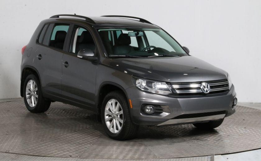 2014 Volkswagen Tiguan Comfortline AWD A/C TOIT MAGS BLUETOOTH #0