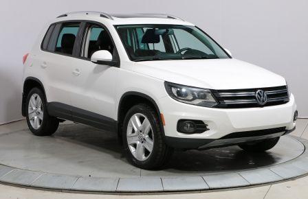 2014 Volkswagen Tiguan COMFORTLINE AUTO A/C TOIT CUIR MAGS #0