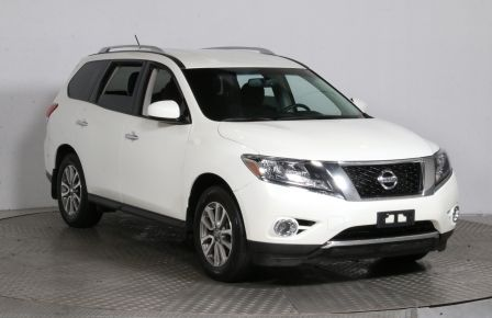 2015 Nissan Pathfinder SV 4WD 7 PASSAGERS #0