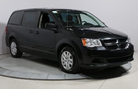 2015 Dodge GR Caravan CANADA VALUE PKG A/C GR ÉLECT #0
