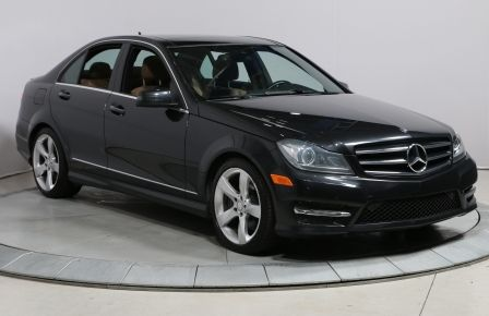 2014 Mercedes Benz C350 C 350 4MATIC NAVIGATION #0