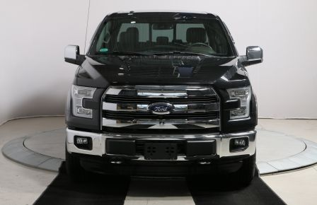 2015 Ford F150 KING RANCH FX4 4X4 TOIT CUIR BLUETOOTH MAGS #0