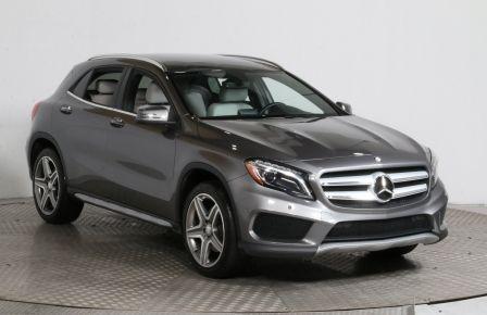 2015 Mercedes Benz GLA250 4MATIC NAV TOIT CUIR MAGS #0