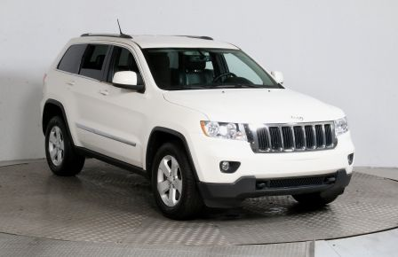 2012 Jeep Grand Cherokee ALTITUDE 4WD CUIR NAVIGATION #0