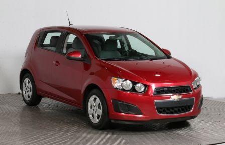 2014 Chevrolet Sonic LS BLUETOOTH #0