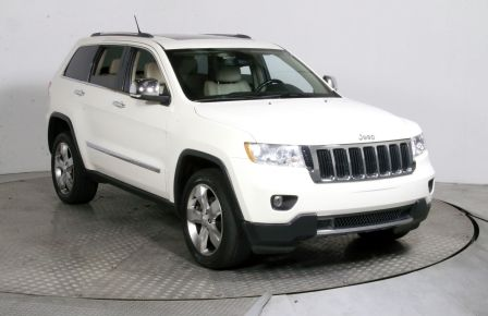 2011 Jeep Grand Cherokee LIMITED A/C TOIT CUIR MAGS #0