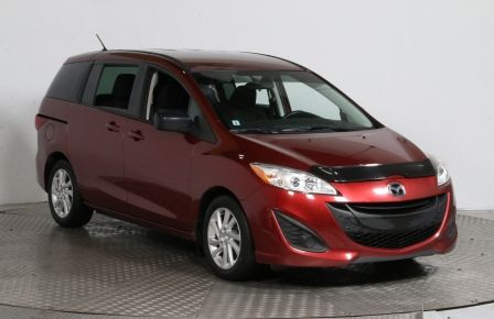 2012 Mazda 5 GS AUTO A/C MAGS BLUETOOTH #0