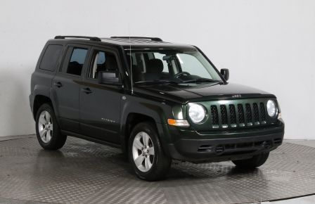 2011 Jeep Patriot NORTH EDITION AUTO A/C GR ELECT MAGS #0