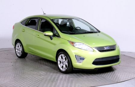 2011 Ford Fiesta SEL AUTO A/C MAGS BLUETOOTH #0