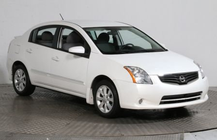2012 Nissan Sentra 2.0 AUTO A/C GR ELECT MAGS #0