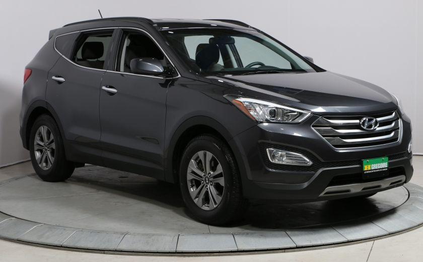 2016 Hyundai Santa Fe FWD 4dr 2.4L A/C GR ELECT MAGS BLUETHOOT #0