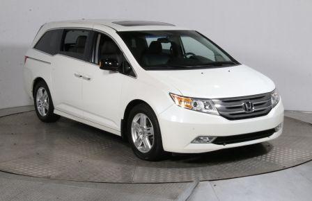 2012 Honda Odyssey Touring CUIR TOIT DVD MAGS CAM DE RECULE #0
