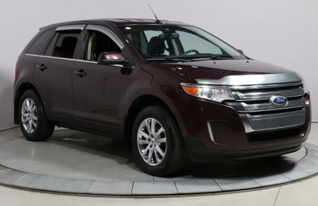 2011 Ford EDGE LIMITED AWD A/C CUIR BLUETOOTH MAGS #0