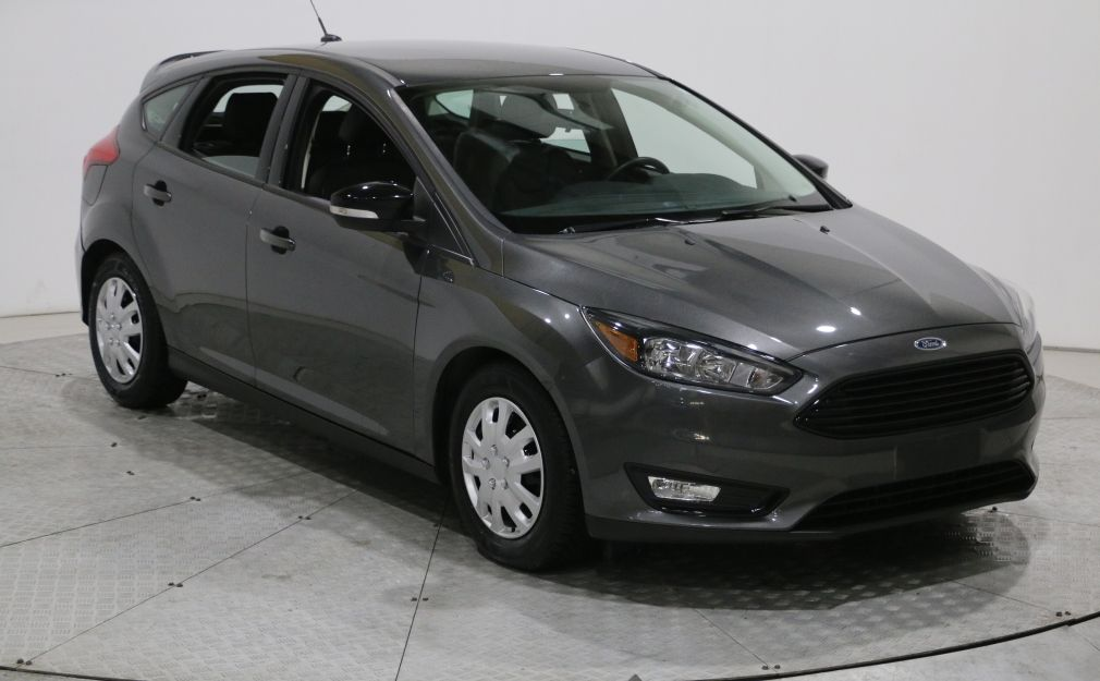 2016 Ford Focus SE BLACK PACK BLUETOOTH MAGS A/C SONY #0