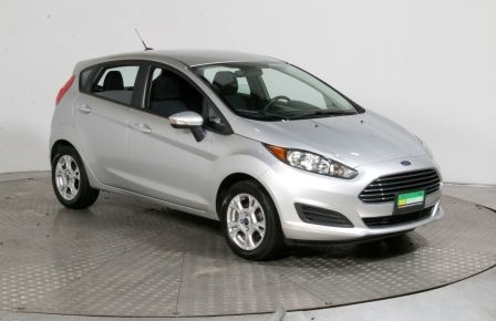 2015 Ford Fiesta SE A/C GR ELECT MAGS BLUETOOTH #0