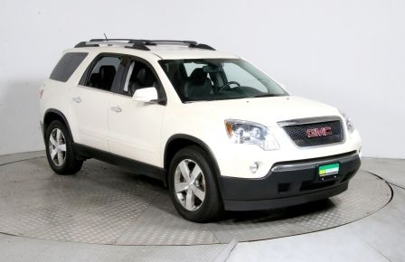 2012 GMC Acadia SLT1 AWD CUIR MAGS 8PASSAGERS #0