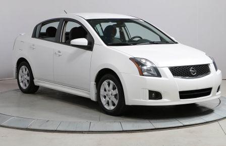 2012 Nissan Sentra 2.0 SR AUTO A/C GR ELECT MAGS BLUETHOOT #0