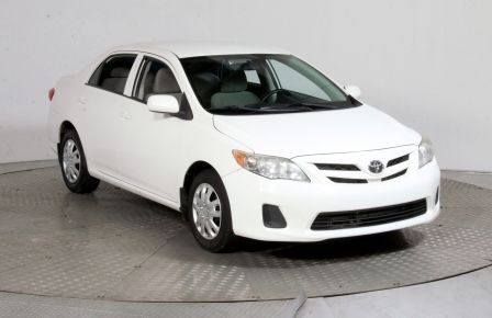 2011 Toyota Corolla CE A/C #0