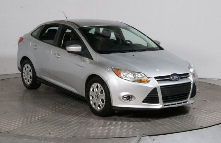 2012 Ford Focus SE AUTO A/C BLUETOOTH GR ÉLECT #0