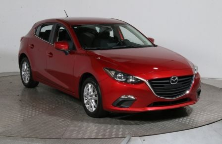 2014 Mazda 3 SPORT GS AUTO A/C GR ELECT MAGS BLUETHOOT #0